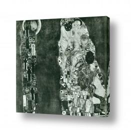 אמנים מפורסמים גוסטב קלימט | Gustav Klimt 016
