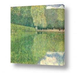 אמנים מפורסמים גוסטב קלימט | Gustav Klimt 018