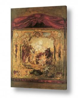 אמנים מפורסמים גוסטב קלימט | Gustav Klimt 021