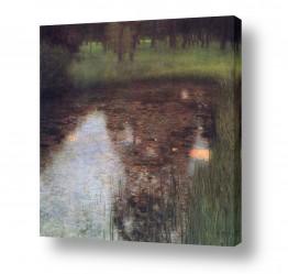 אמנים מפורסמים גוסטב קלימט | Gustav Klimt 022