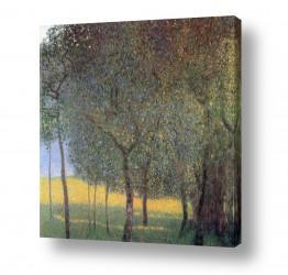 אמנים מפורסמים גוסטב קלימט | Gustav Klimt 023