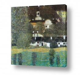 אמנים מפורסמים גוסטב קלימט | Gustav Klimt 027