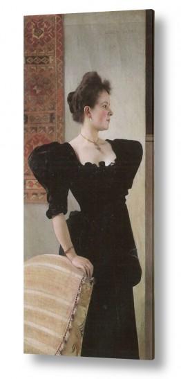 אמנים מפורסמים גוסטב קלימט | Gustav Klimt 034