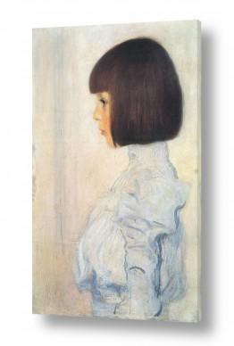 אמנים מפורסמים גוסטב קלימט | Gustav Klimt 035