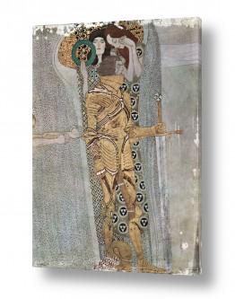 אמנים מפורסמים גוסטב קלימט | Gustav Klimt 039