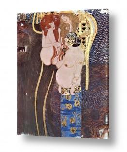 אמנים מפורסמים גוסטב קלימט | Gustav Klimt 040