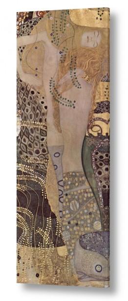 אמנים מפורסמים גוסטב קלימט | Gustav Klimt 041