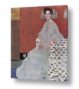 אמנים מפורסמים גוסטב קלימט | Gustav Klimt 043