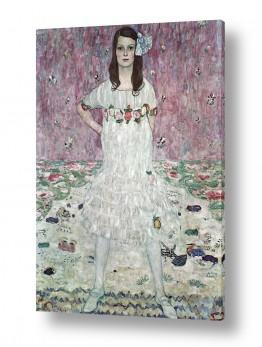 אמנים מפורסמים גוסטב קלימט | Gustav Klimt 050