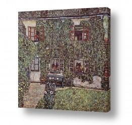 אמנים מפורסמים גוסטב קלימט | Gustav Klimt 051