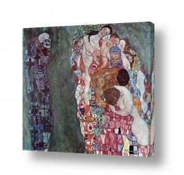 אמנים מפורסמים גוסטב קלימט | Gustav Klimt 052