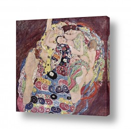 אמנים מפורסמים גוסטב קלימט | Gustav Klimt 053