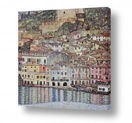 אמנים מפורסמים גוסטב קלימט | Gustav Klimt 054