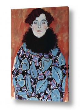 אמנים מפורסמים גוסטב קלימט | Gustav Klimt 056