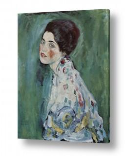 אמנים מפורסמים גוסטב קלימט | Gustav Klimt 057
