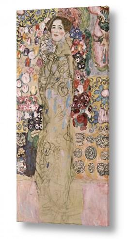 אמנים מפורסמים גוסטב קלימט | Gustav Klimt 058