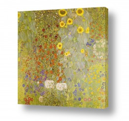 אמנים מפורסמים גוסטב קלימט | Gustav Klimt 065