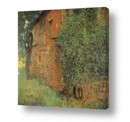 אמנים מפורסמים גוסטב קלימט | Gustav Klimt 068