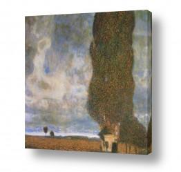 אמנים מפורסמים גוסטב קלימט | Gustav Klimt 069