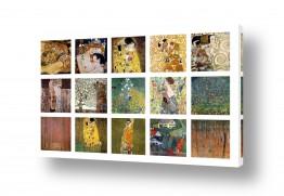 אמנים מפורסמים גוסטב קלימט | gustav klimt