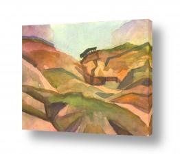 אמנים מפורסמים אוגוסט מקה | August Macke 011