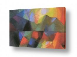 אמנים מפורסמים אוגוסט מקה | August Macke 121