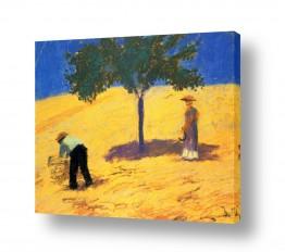 אמנים מפורסמים אוגוסט מקה | August Macke 122