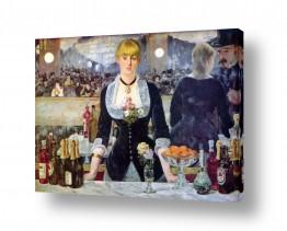 אמנים מפורסמים אדואר מנה | Édouard Manet 003