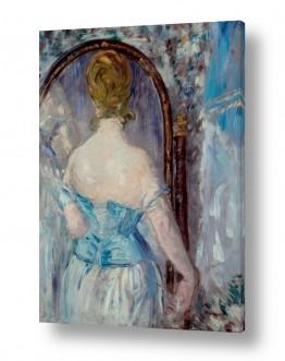 אמנים מפורסמים אדואר מנה | Édouard Manet 005