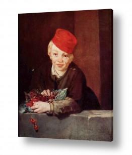 אמנים מפורסמים אדואר מנה | Édouard Manet 006