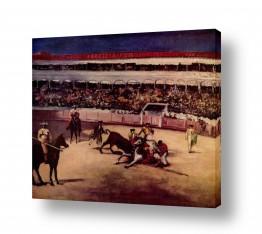 אמנים מפורסמים אדואר מנה | Édouard Manet 007
