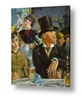 אמנים מפורסמים אדואר מנה | Édouard Manet 009