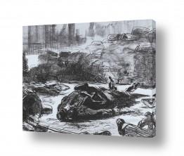 אמנים מפורסמים אדואר מנה | Édouard Manet 010