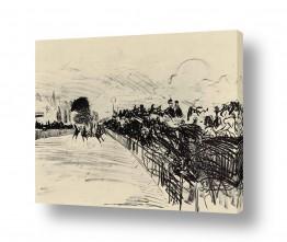 אמנים מפורסמים אדואר מנה | Édouard Manet 018