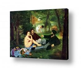 אמנים מפורסמים אדואר מנה | Édouard Manet 027
