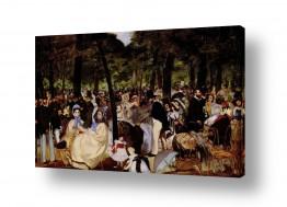 אמנים מפורסמים אדואר מנה | Édouard Manet 029