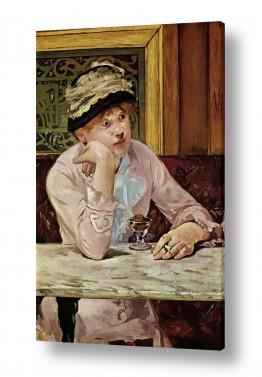 אמנים מפורסמים אדואר מנה | Édouard Manet 032