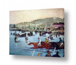אמנים מפורסמים אדואר מנה   Édouard Manet 041
