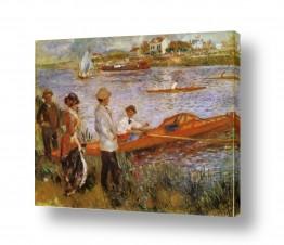 אמנים מפורסמים אדואר מנה   Édouard Manet 043