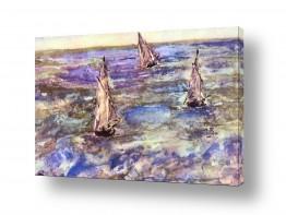 אמנים מפורסמים אדואר מנה   Édouard Manet 046