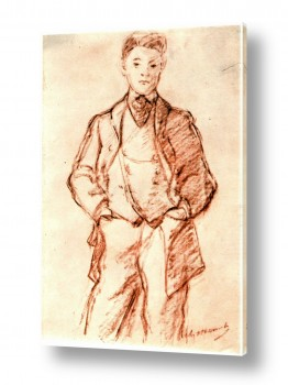 אמנים מפורסמים אדואר מנה   Édouard Manet 050