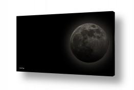 צילומים אסטרונומיה | Full Moon