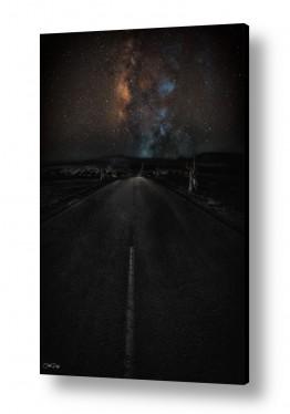 צילומים אסטרונומיה | Driving On The Road
