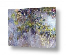 אבסטרקט מופשט אקספרסיוניזם מופשט | Claude Monet 069