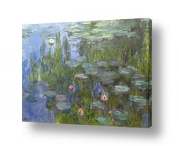 אמנים מפורסמים קלוד מונה | Claude Monet 088