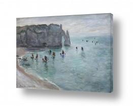 אמנים מפורסמים קלוד מונה | Claude Monet 089