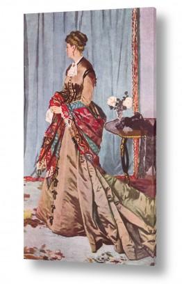 אמנים מפורסמים קלוד מונה | Claude Monet 094