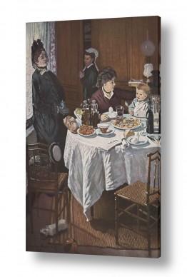 אמנים מפורסמים קלוד מונה | Claude Monet 095
