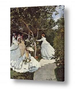 אמנים מפורסמים קלוד מונה | Claude Monet 097