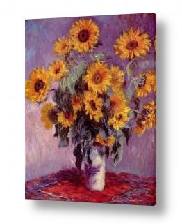 אמנים מפורסמים קלוד מונה | Claude Monet 098
